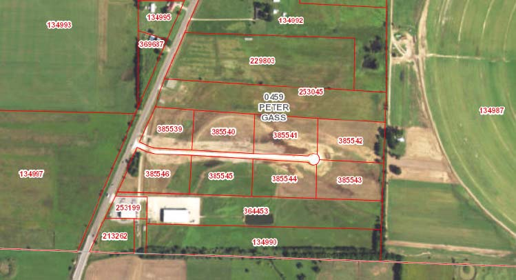 JC Lane Industrial Park Lot 6, Pilot Point, Texas 76258